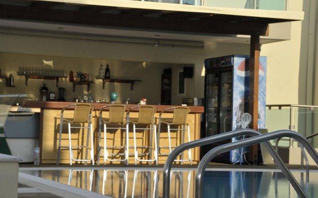 Отель Bristol Sea View Apartments Греция, Кос - отзывы, цены и фото номеров - забронировать отель Bristol Sea View Apartments онлайн вид на фасад