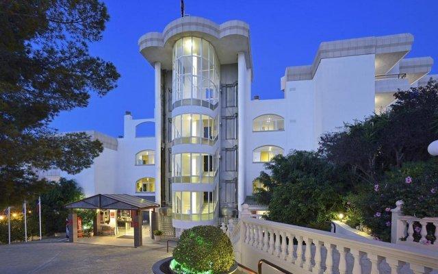 Отель Sol Lunamar Apartamentos - Adults Only вид на фасад