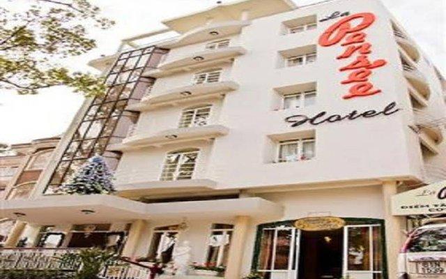 La Pensee Hotel & Retaurant Далат вид на фасад