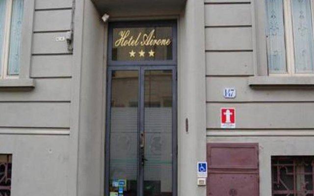 Отель Airone Италия, Флоренция - 7 отзывов об отеле, цены и фото номеров - забронировать отель Airone онлайн вид на фасад