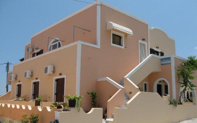 Отель Mirsini Pension Греция, Остров Санторини - отзывы, цены и фото номеров - забронировать отель Mirsini Pension онлайн вид на фасад