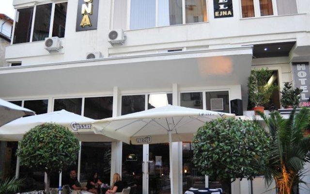 Hotel Ejna вид на фасад