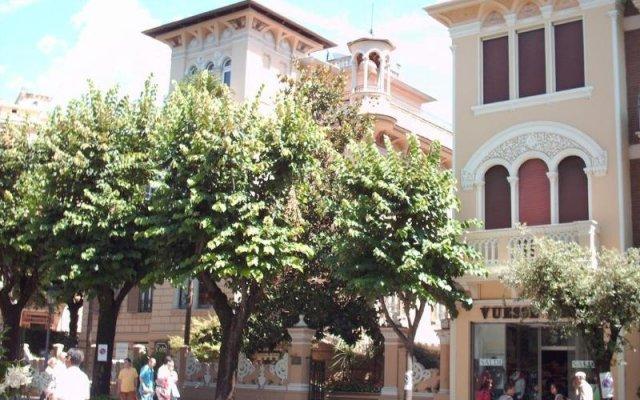 Hotel San Marco Фьюджи вид на фасад