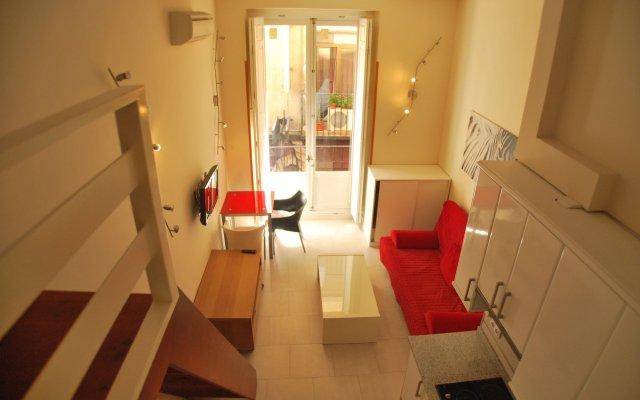 Отель Enorme Y Acogedor Piso En La Puerta Del Sol комната для гостей
