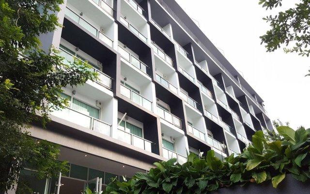 Отель Prima Villa Hotel Таиланд, Паттайя - 11 отзывов об отеле, цены и фото номеров - забронировать отель Prima Villa Hotel онлайн вид на фасад