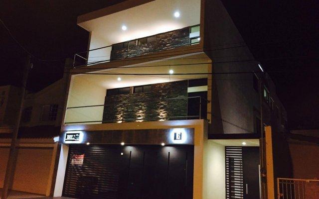 Отель Apartamentos Torre II Condominios вид на фасад