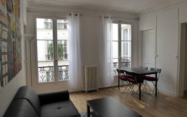 Апартаменты Residence Bergere - Apartments комната для гостей