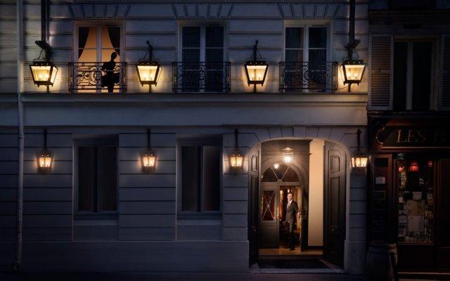 Отель Maison Athénée Франция, Париж - 1 отзыв об отеле, цены и фото номеров - забронировать отель Maison Athénée онлайн вид на фасад