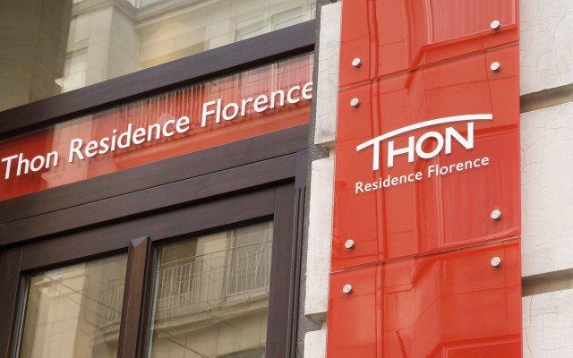 Отель Thon Residence Florence Aparthotel Бельгия, Брюссель - отзывы, цены и фото номеров - забронировать отель Thon Residence Florence Aparthotel онлайн вид на фасад