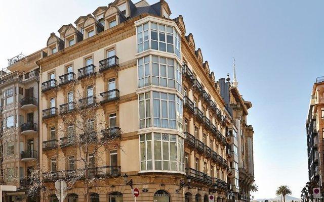 Отель Pension Peñaflorida Испания, Сан-Себастьян - отзывы, цены и фото номеров - забронировать отель Pension Peñaflorida онлайн вид на фасад