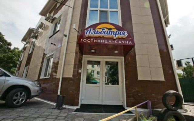 Гостиница Albatros в Уссурийске отзывы, цены и фото номеров - забронировать гостиницу Albatros онлайн Уссурийск вид на фасад