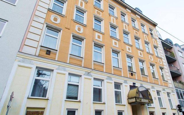 Hotel & Apartments Klimt вид на фасад