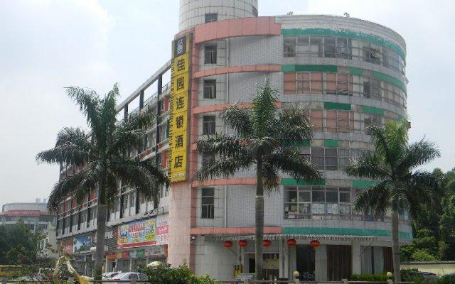 Отель Luoxi Garden Inn Китай, Гуанчжоу - отзывы, цены и фото номеров - забронировать отель Luoxi Garden Inn онлайн вид на фасад