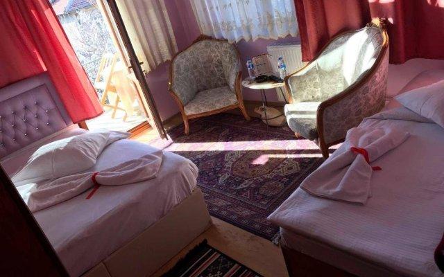 Kapadokya Tas Hotel Ургуп комната для гостей