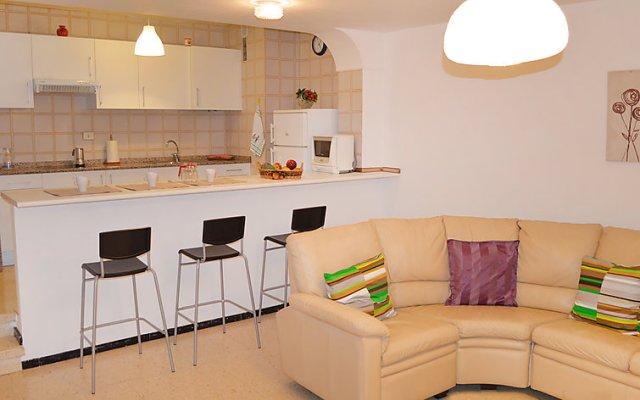 Отель Apartamento Taliarte комната для гостей