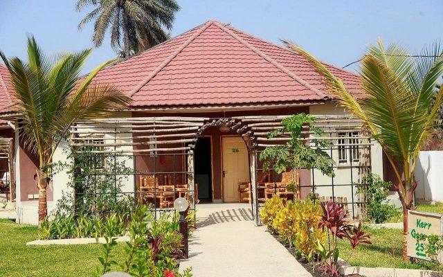 Bamboo Garden Hotel in Kololi, Gambia from 60$, photos, reviews - zenhotels.com hotel front