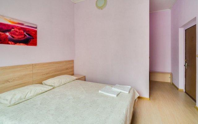 Hotel Tourist on Soldatskaya комната для гостей