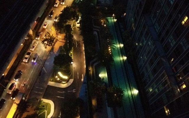 Отель Sukhumvit New Room BTS Bangna Таиланд, Бангкок - отзывы, цены и фото номеров - забронировать отель Sukhumvit New Room BTS Bangna онлайн вид на фасад