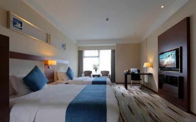 Отель Starway Premier Hotel International Exhibition Cen Китай, Сямынь - отзывы, цены и фото номеров - забронировать отель Starway Premier Hotel International Exhibition Cen онлайн комната для гостей