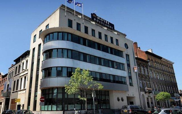 Отель Best Western Hotel Docklands Бельгия, Антверпен - отзывы, цены и фото номеров - забронировать отель Best Western Hotel Docklands онлайн вид на фасад