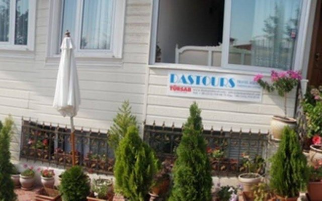 Ada Hotel вид на фасад