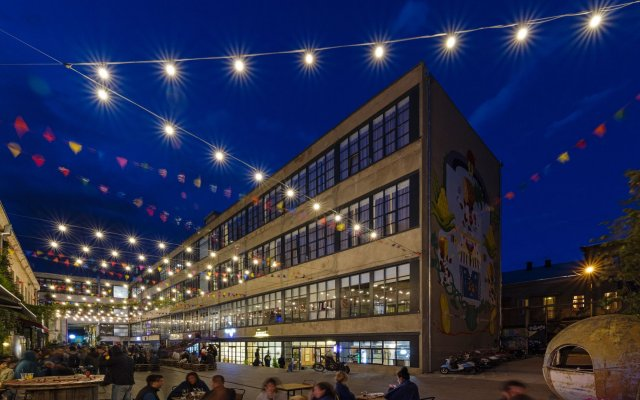 Fabrika Hostel & Suites - Hostel вид на фасад
