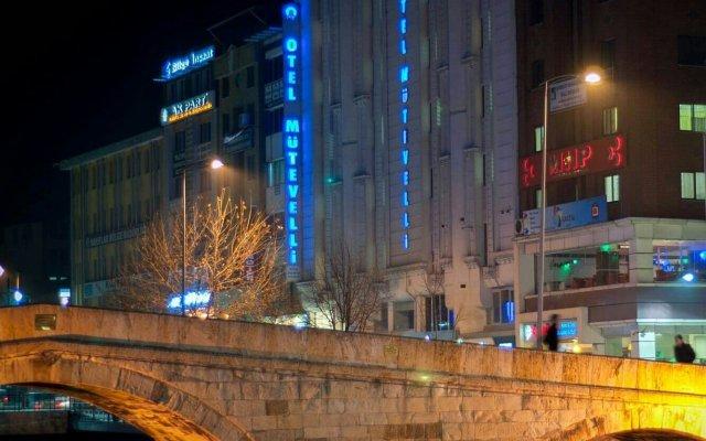 Mütevelli Otel Турция, Кастамону - отзывы, цены и фото номеров - забронировать отель Mütevelli Otel онлайн вид на фасад