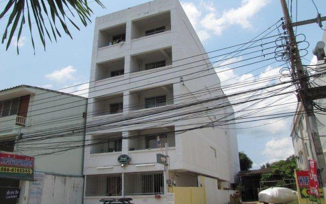 Отель Hadbaanamphur Guest House вид на фасад