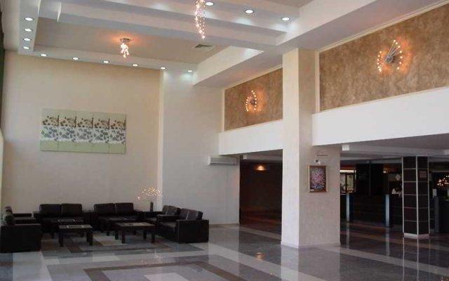 Отель Amfibia Beach Complex Болгария, Солнечный берег - отзывы, цены и фото номеров - забронировать отель Amfibia Beach Complex онлайн интерьер отеля