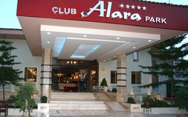 Alara Park Hotel Турция, Аланья - отзывы, цены и фото номеров - забронировать отель Alara Park Hotel онлайн вид на фасад