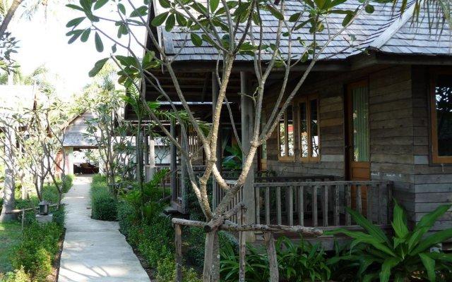 Отель New Ozone Resort And Spa Ланта вид на фасад
