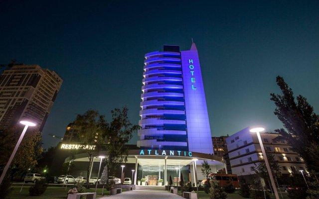 Гостиница Atlantic Garden Resort вид на фасад