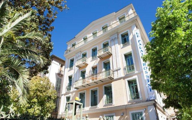 Отель Odalys Palais Rossini Ницца вид на фасад
