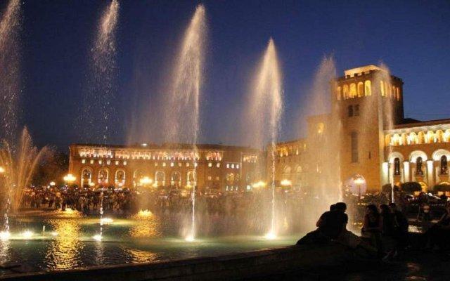 Отель Getar Армения, Ереван - отзывы, цены и фото номеров - забронировать отель Getar онлайн вид на фасад