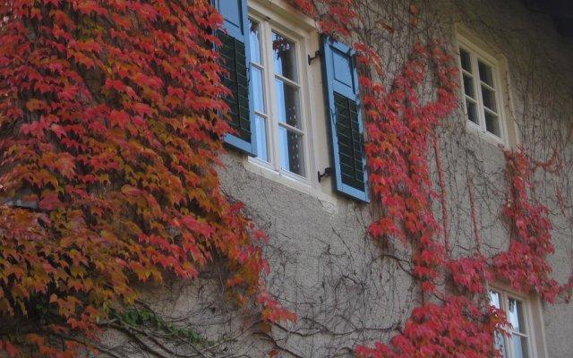 Отель Im Garten 9 Гаргаццоне вид на фасад