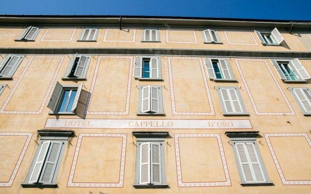 Отель Best Western Hotel Cappello D'Oro Италия, Бергамо - 2 отзыва об отеле, цены и фото номеров - забронировать отель Best Western Hotel Cappello D'Oro онлайн вид на фасад