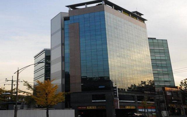 Отель Sinyoung Well City Hotel Южная Корея, Сеул - отзывы, цены и фото номеров - забронировать отель Sinyoung Well City Hotel онлайн вид на фасад