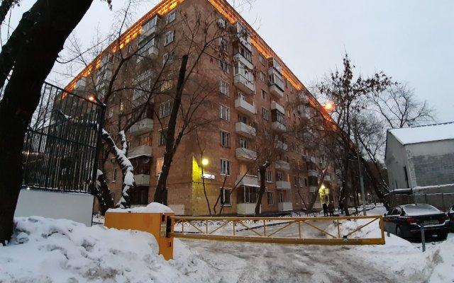 Гостиница Apartmenty Uyut Klassika вид на фасад