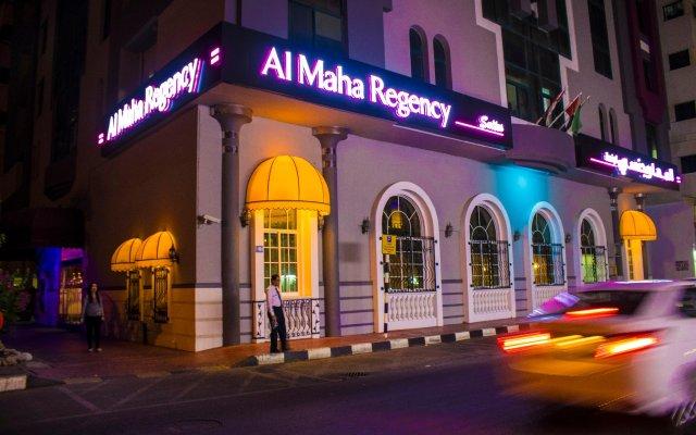 Отель Al Maha Regency ОАЭ, Шарджа - 1 отзыв об отеле, цены и фото номеров - забронировать отель Al Maha Regency онлайн вид на фасад