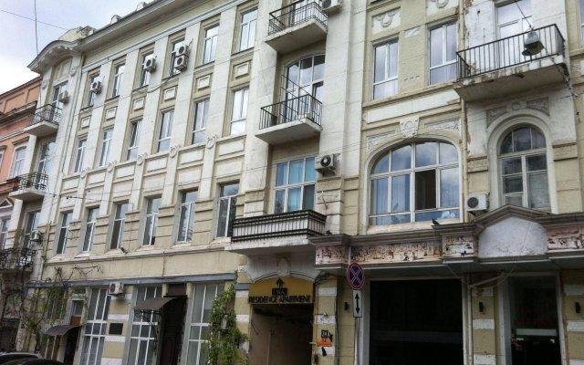 Отель DRK Residence Одесса вид на фасад