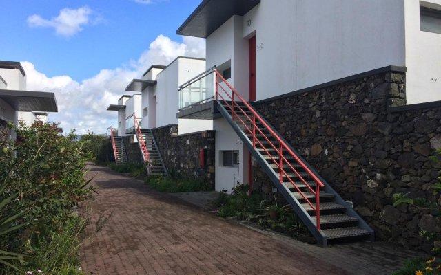 Отель Quinta De Santana вид на фасад
