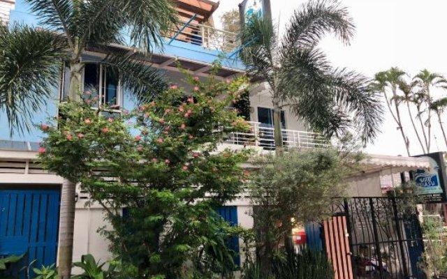 Отель Yiasu Serviced Apartments Таиланд, Паттайя - отзывы, цены и фото номеров - забронировать отель Yiasu Serviced Apartments онлайн вид на фасад