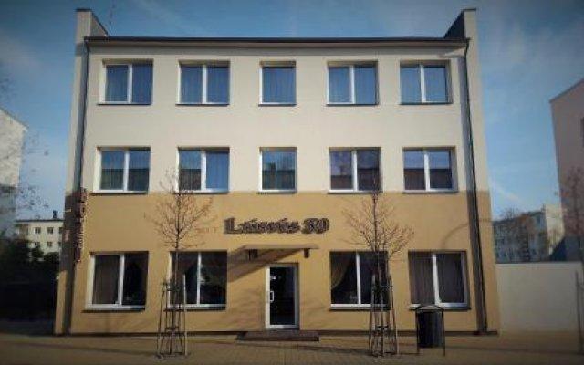 Отель Laisves 30 Литва, Мажейкяй - отзывы, цены и фото номеров - забронировать отель Laisves 30 онлайн вид на фасад