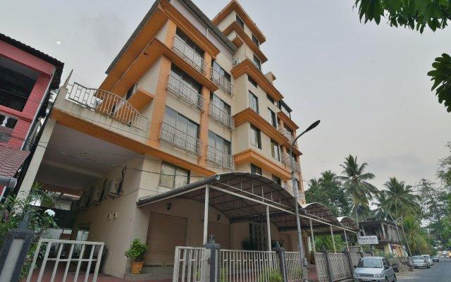 Отель Oyo 12993 Pramila Court Гоа вид на фасад