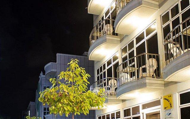 Отель Fuana Inn Мальдивы, Северный атолл Мале - отзывы, цены и фото номеров - забронировать отель Fuana Inn онлайн вид на фасад