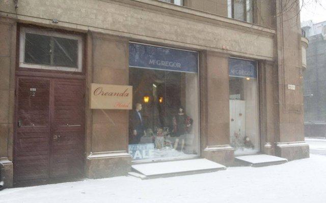 Гостиница Ореанда Украина, Одесса - 1 отзыв об отеле, цены и фото номеров - забронировать гостиницу Ореанда онлайн вид на фасад