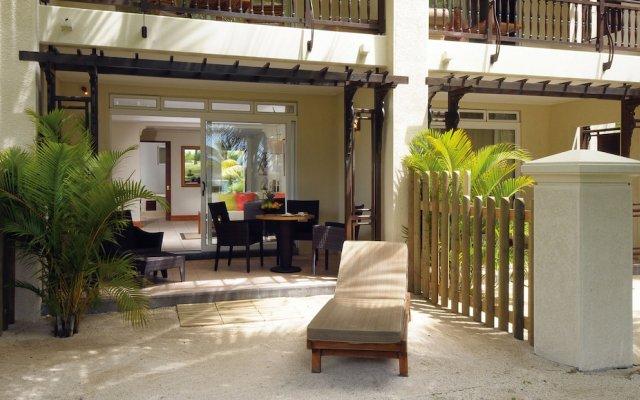 Отель Shandrani Beachcomber Resort & Spa All Inclusive Кюрпип вид на фасад