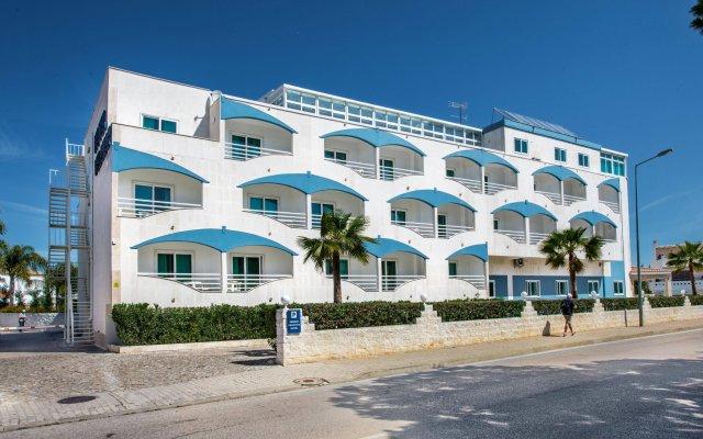 Отель Velamar Boutique Hotel Португалия, Албуфейра - отзывы, цены и фото номеров - забронировать отель Velamar Boutique Hotel онлайн вид на фасад