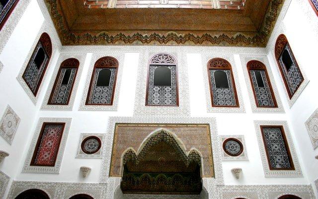 Отель Riad La Perle De La Médina Марокко, Фес - отзывы, цены и фото номеров - забронировать отель Riad La Perle De La Médina онлайн вид на фасад