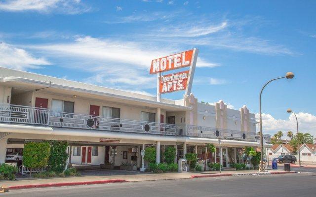 Отель The Downtowner США, Лас-Вегас - 1 отзыв об отеле, цены и фото номеров - забронировать отель The Downtowner онлайн вид на фасад